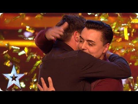 Marc Spelmann Gets The First Golden Buzzer Of 2018 | Auditions Week 1 | Britain's Got Talent 2018