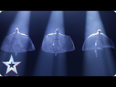 Code 3 Run The Dance World For A Spot In The Final | Semi-Final 5 | Britain's Got Talent 2017