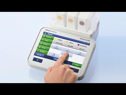 One Click™ Laboratory Instruments And Balances From METTLER TOLEDO