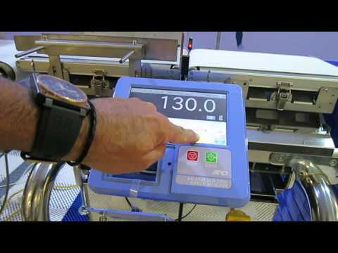 A&D Checkweighing Simplified - Handy Hints Series - Language Setting