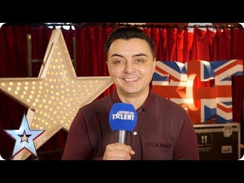 Quickfire Questions With Marc Spelmann | BGT 2018