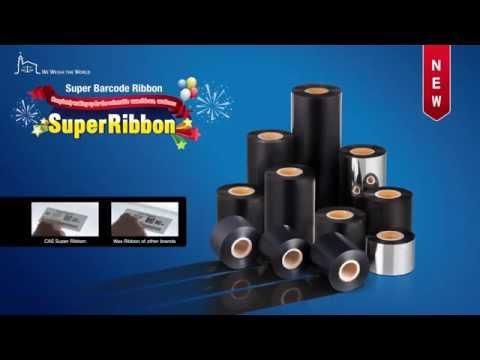 Cung cấp băng mực in CAS' Super Ribbon (EN)
