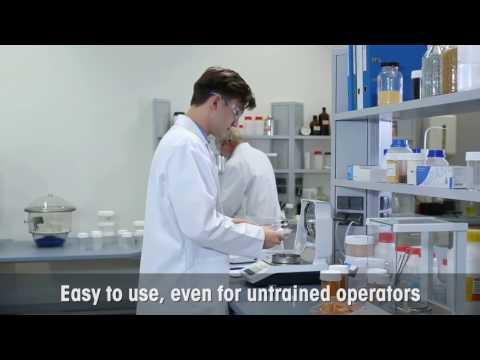 Moisture Analyzer – METTLER TOLEDO HE53