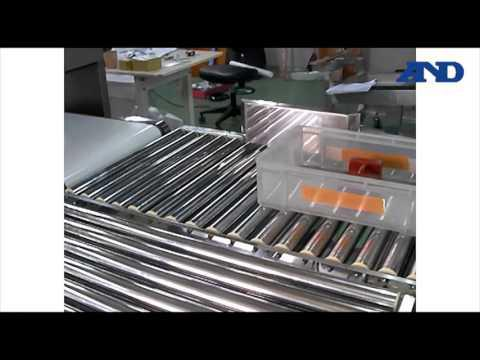A&D Checkweighing Simplified - Different Types Of Reject Mechanism