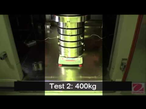 Cân điện tử Ohaus - Ranger® 3000 Overload Test