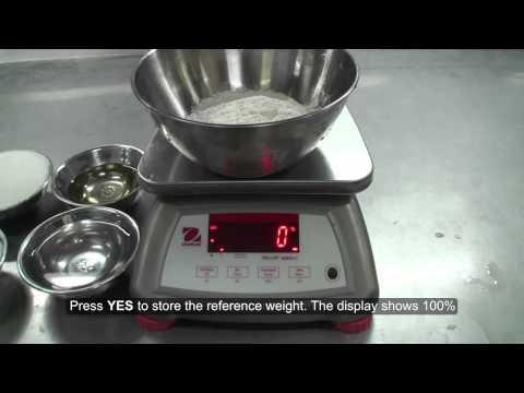 Cân điện tử Ohaus - Valor® 4000 Percent Weighing