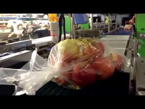 A&D Checkweighing Simplified - Bags Of Apples