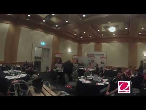Cân điện tử Ohaus - 2014 OHAUS Australia Dealer Conference