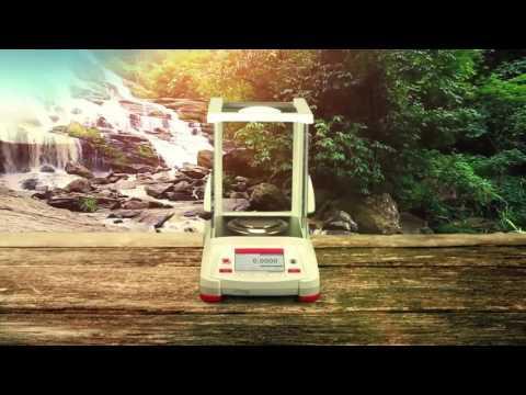 Cân điện tử Ohaus - Ohaus Adventurer AX Precision And Analytical Balance