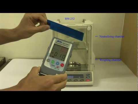 Detailed Ionizer Demo Of Ion Series