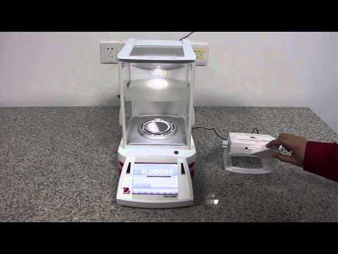 Cân kỹ thuật Ohaus - Explorer® Semi Micro Balance Ionization Test