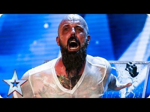 Matt Johnson Has Judges Holding Their Breath IN FEAR! | Auditions Week 1 | Britain's Got Talent 2018