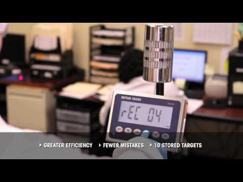 IND231/236 Weighing Terminal For Increased Efficiency