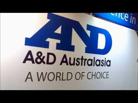 A&D Setup Time Lapse - Hydroponic Farmers Federation Conference 2016