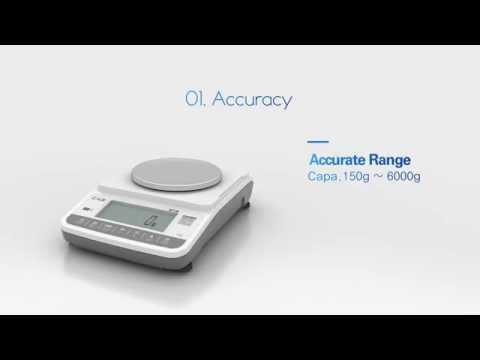 Cân kỹ thuật CAS Micro-weighing Scale, XE (EN)