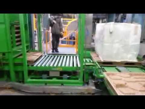 Giới thiệu video cân đóng bao điện tử CAS Bag Packing System