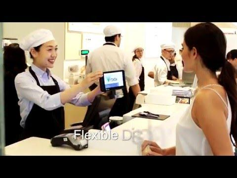 Delious PICO Restaurant POS Solution