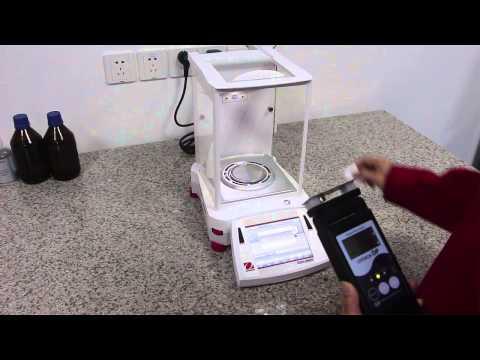 Cân kỹ thuật Ohaus - Explorer® Semi Micro Balance Built In Ionizer