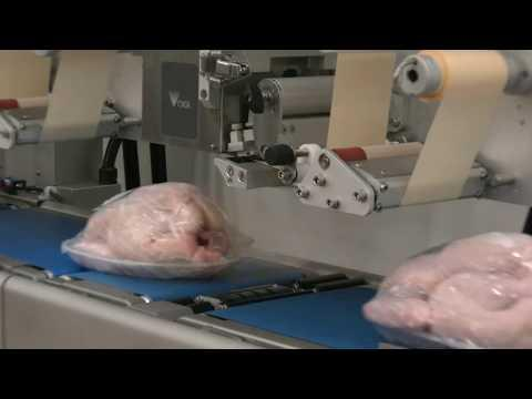Whole Chicken Label Applicator
