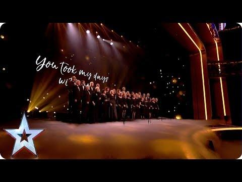 Missing People Choir Touch Our Hearts With Emotional Song | Grand Final | Britain's Got Talent 2017