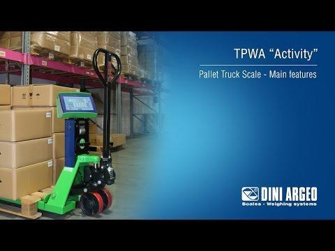 Cân điện tử Dini Argeo - TPWA
