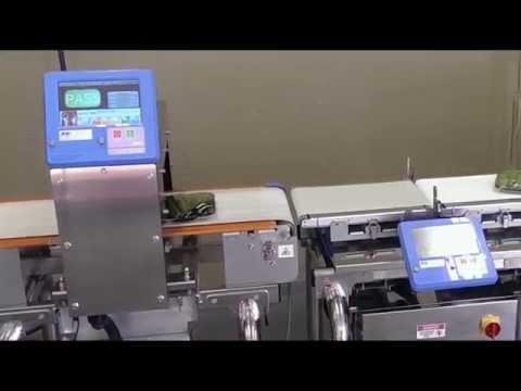 Checkweighing Simplified - A&D Inspection Gear At Hydro Fresh Sydney