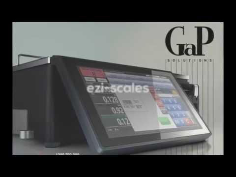 GaP Solutions Ezi Scale Retail Scales
