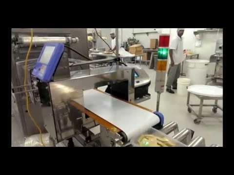 Cân điện tử AND Pasta Line Metal Detection With EZI-Check