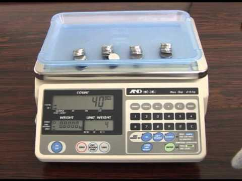HC-i Series - Counting Scales