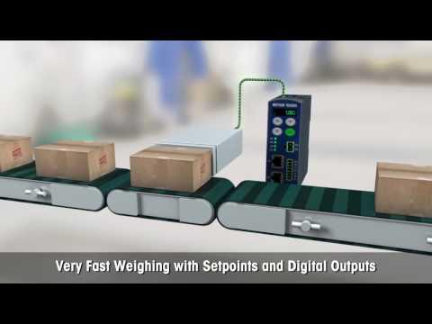 Tutorial On How To Connect Weight Transmitter To Allen Bradley PLC