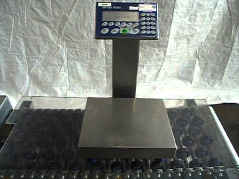 Mettler Toledo Table Top Scales