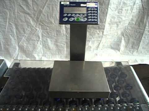 Mettler Toledo Table Top Scales
