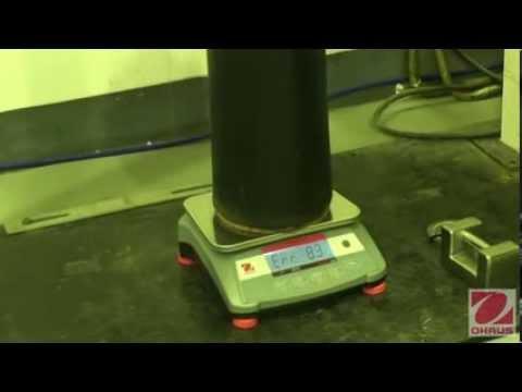 Cân điện tử Ohaus - Ranger® 3000 Shock Load Protection