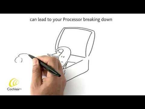 Cân điện tử Ohaus - Cochlear Care And Maintenance Animation