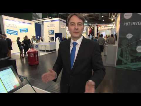 EuroCIS 2016 In German