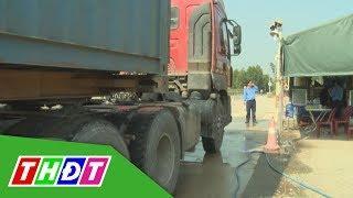 Lắp trạm cân tải trọng hiện đại nhất Việt Nam trên quốc lộ 5