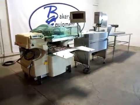 Mettler Toledo Auto Wrapping, Scaling And Labeling Line