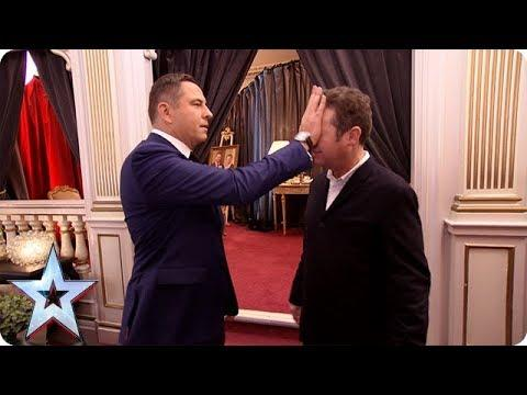 Stephen's Super Secret Handshakes | Britain's Got More Talent 2018