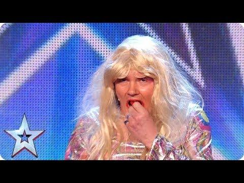 OMG Moments! | The Most OUTRAGEOUS Acts On Britain's Got Talent