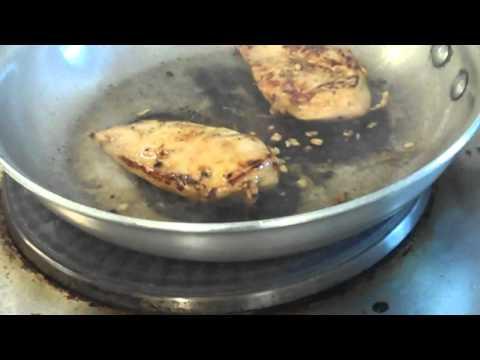 Cách sử dụng cân - Sauteed Chicken Part 2