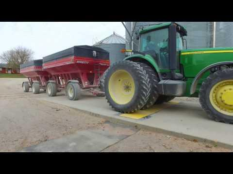 Intercomp LS-WIM Weigh-In-Motion Axle Scale Farmer Testimonial