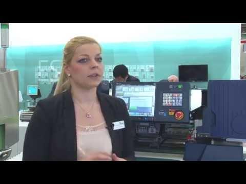 Automatisches Wiege-, Verpackungs- Und Etikettiersystem, AW-5600AT (DE)