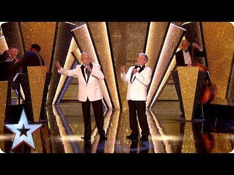Can The Pensionalities Croon Their Way To Victory? | Grand Final | Britain's Got Talent 2017