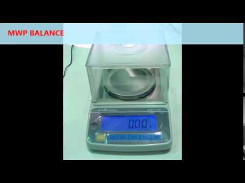 CAS Scale Balance - Cân Kỹ Thuật Hoa Sen Vàng