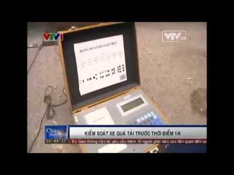 Kiểm Soát Tải Trọng Xe Trên Toàn Quốc Hoa Sen Vàng