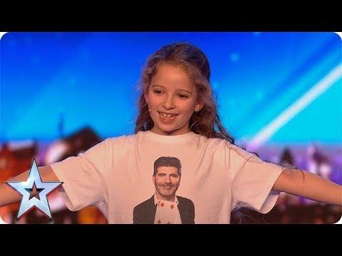 Issy Simpson's Unforgettable Audition | Britain's Got Talent