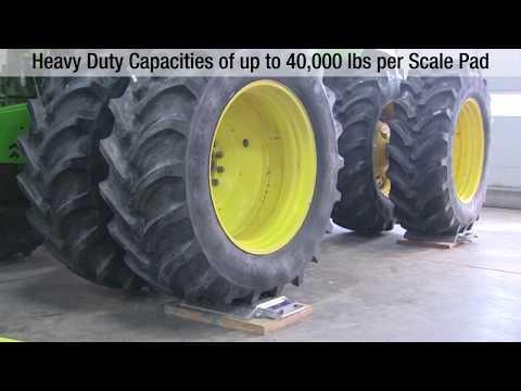 PT300DW Portable Scales For Agriculture