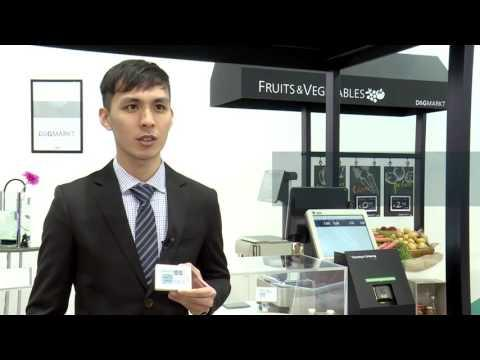 Digital Signage ESL And ELabel With Hi-Touch