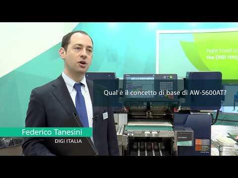 AW-5600AT – Confezionatrice Integrata All-in-one (IT)