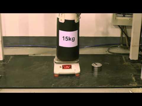 Cân kỹ thuật Ohaus - Valor® 2000 Shock Test